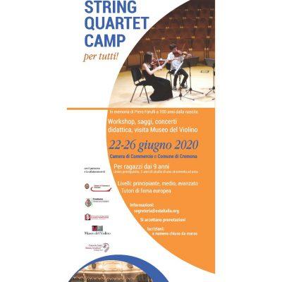 CREMONA CAMP 2020